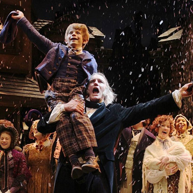 VIP Packages for A Christmas Carol tickets   WEST END   PremiumSeatsUSA.com