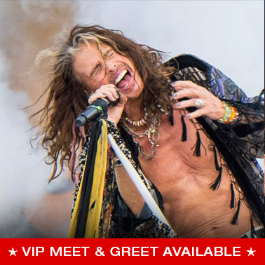 Vip packages and tickets concert premiumseatsusa aerosmith m4hsunfo