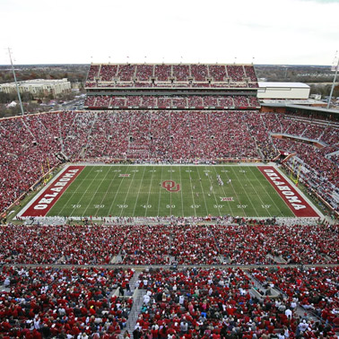 VIP Packages for Oklahoma Sooners Football tickets ...