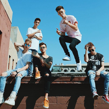 VIP Packages for Why Don't We tickets | POP / ROCK | PremiumSeatsUSA com