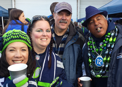 Seattle Seahawks Tailgate Party Tickets