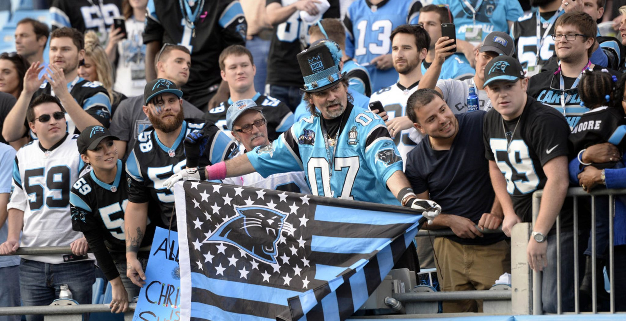 Carolina Panthers Vip Packages Tickets Premium Seats Usa